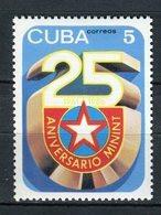Cuba 1986. Yvert 2702 ** MNH. - Neufs