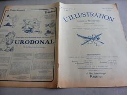 L'ILLUSTRATION 3 MAI 1919-CONFÉRENCE DE LA PAIX-TRIANON PALACE-1ER MAI A PARIS-GÉNÉRAL HALLER POLOGNE--1er PORTE PLUME - L'Illustration