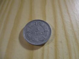 France - 5 Francs Lavrillier 1948 Alu.N°1746. - J. 5 Francs