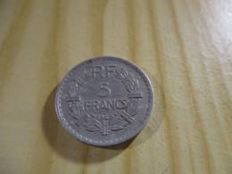 France - 5 Francs Lavrillier 1946 Alu.N°1754. - J. 5 Francs