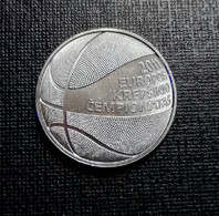 Lithuania 1 Lit, 2011 The European Championship On Basketball UNC - Lithuania