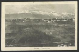 CHALLEX Vue Generale Panorama 1914 Old Postcard (see Sales Conditions) 03468 - Altri Comuni