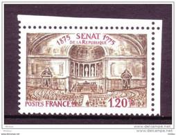 ##3, France, MNH, Sénat - Unused Stamps