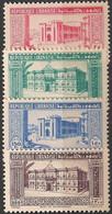 Grand Liban 1943 Anniversaire De L'Indépendance Du Parlement Du Gouvernement Mnh - Non Classés
