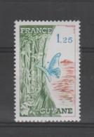 """FRANCE / 1976 / Y&T N° 1865A ** : """"Régions"""" (Guyane) X 1 - Unused Stamps"""
