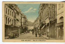 CPA BOLBEC - Rue De La République - Bolbec