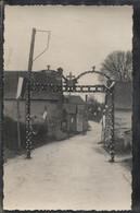 """Carte PHOTO - St ERBLON - Fête Religieuse Décoration D""""une Rue - Edition Photo - Other Municipalities"""