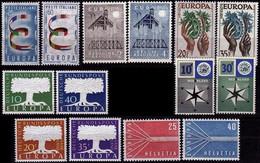 Europa 1957 (Neuf, MNH, **) - 1957