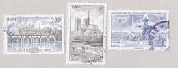 FRANCE 2016  TIMBRE Issu Du Bloc F5048  Paris Philex NOTRE-DAME  OBLITERE - Used Stamps