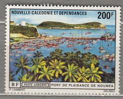 NOUVELLE CALEDONIE 1971 Airmail Port Harbour MVLH (*) Mi 507 #16935 - Neufs