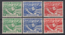BELGIË - OBP - 1945 - SP 288/90A - MNH** - 1942-1951