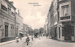 Godesberg - Bahnhofstrasse (animation, Verlag Rudolf Jung) - Bonn