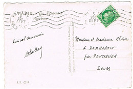675 MAZELIN SEUL SUR CPSM - 1921-1960: Periodo Moderno
