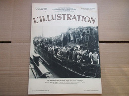 L'illustration (N° 4939 - 30 Octobre 1937) - 1900 - 1949