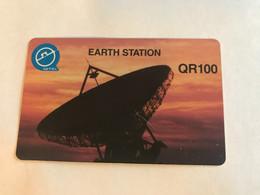 9:291 - Qatar Earth Station Caravan - Qatar
