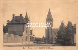 De Kerk En Het Postkantoor @ Leopoldsburg - Leopoldsburg