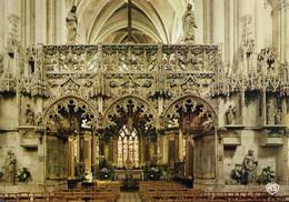 Troyes Sainte Madeleine Le Jubé De Jean Guailde (carte Vierge) - Chiese E Cattedrali