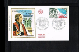 1970 - France FDC Mi. 1703 (2) - Health & Medicine - Medical Science - 150 Years Discovery Of Quinine [LB024] - 1970-1979