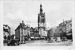 Grote Markt En Sint-Martens Kerk  @ Kortrijk - Kortrijk