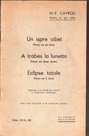 (gascon, ) Montauban (82 Tarn Et Garonne) Un Ispre Cibet Etc (3 Pésso)  1944 (M1484) - Zonder Classificatie