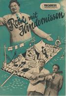 """PROGRESS Filmillustrierte """"Reise Mit Hindernissen"""" DDR 281/54 - Magazines"""