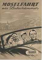 "PROGRESS Filmillustrierte ""Moselfahrt Aus Liebeskummer"" DDR 249/54 - Magazines"