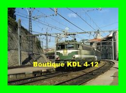 ART 062 - Train - Loco BB 9335 En Gare De BAYONNE - Pyrénées Atlantiques - SNCF - Bayonne