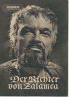 """PROGRESS Filmillustrierte """"Der Richter Von Zalamea"""" DDR 36/56 - Magazines"""
