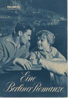 """PROGRESS Filmillustrierte """"Eine Berliner Romanze"""" DDR 66/56 - Magazines"""