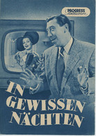 """PROGRESS Filmillustrierte """"In Gewissen Nächten"""" DDR 43/56 - Magazines"""
