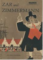 """PROGRESS Filmillustrierte """"Zar Und Zimmermann"""" DDR 22/56 - Magazines"""