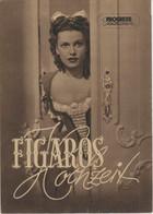 """PROGRESS Filmillustrierte """"Figaros Hochzeit"""" DDR 84/56 - Magazines"""