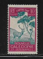 NOUVELLE CALEDONIE  ( NC - 785 )   1928  N° YVERT ET TELLIER  N° 29  N** - Postage Due
