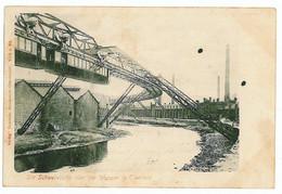 GER 00 - 5798 BARMEN, Germany, Litho - Old Postcard - Used - 1902 - Wuppertal