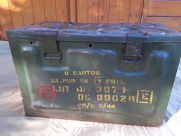 Caisse Munitions 25 Pounder Gb - 1939-45