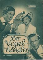 """PROGRESS Filmillustrierte """"Der Vogelhändler"""" DDR 199/54 - Magazines"""