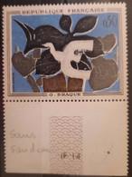 France/French Stamp 1961 N°1319 Sans Signature GANDON **TB - Ungebraucht