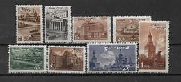 URSS - 1946 - N. 1051/58* (CATALOGO UNIFICATO) - Nuovi
