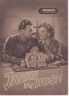 """PROGRESS Filmillustrierte """"Jacke Wie Hose"""" DDR 1273/53 - Magazines"""