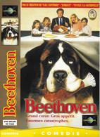 """Affiche De Film """"BEETHOVEN"""" + Plaquette Par CIC Universal Video -Brian Levant - Affiches"""