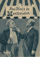 """PROGRESS Filmillustrierte """"Das Haus In Montevideo"""" DDR 198/54 - Magazines"""