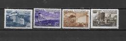 URSS - 1948 - N. 1181/84* (CATALOGO UNIFICATO) - Nuovi