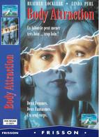 """Affiche 30x21,5 De Film """"Body Attraction"""" De Arthur Allan Seidelman -Paramount Vhs Secam - Affiches"""