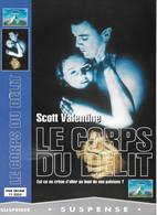 """Affiche 30x21,5 De Film """"LE CORPS DU DELIT"""" De E.W. SWACKHAMER -Paramount Vhs Secam - Affiches"""