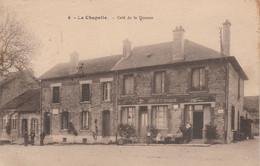 La Chapelle , Café De La Douane  ,n° 6 ,( Sedan , Givonne , Illy , Villers Cernay , Bouillon ), Frontière Belge - Sedan