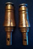 2 Fusées Mle 1935 - 1939 - Armas De Colección
