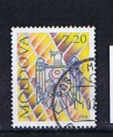 Moldawien, Moldova 1994: Michel-Nr. 125 Gestempelt, Used - Moldavia