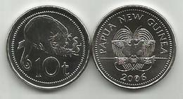 Papua New Guinea 10 Toea 2006. High Grade - Papua New Guinea