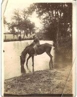 Photo - Cavalier - Emile Schlosser - Identified Persons