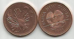 Papua New Guinea 2 Toea 2004. High Grade - Papua New Guinea